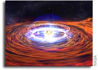 Scientists Watch Movie of Neutron Star Explosion in Real Time