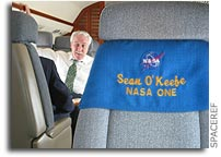 A Day in the Life of NASA Administrator Sean O'Keefe