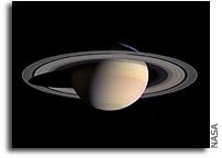 NASA Cassini Mission: Ringworld Waiting