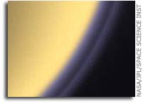Titan's Purple Haze Points To A Fuzzy Past