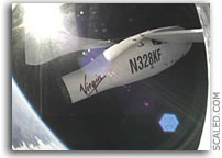 2nd SpaceShipOne Launch is GO for October 4th