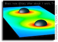 Making Black Holes Go 'Round on the Computer