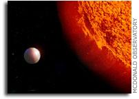Neptune-sized Extrasolar Planet Discovered