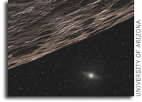 Good News for Pluto: Astronomers Say KBOs May Be Smaller Than Thought