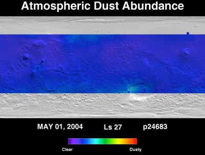 Orbit 24683dust map