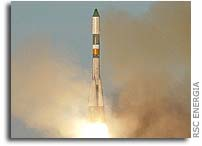 Progress M1-11 Launched from Baikonur