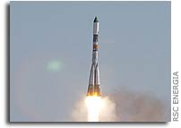 Progress 15P Launched from Baikonur Cosmodrome