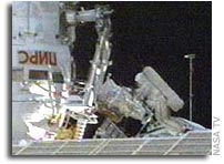 Malfunctioning Space Suits Cuts ISS EVA Short