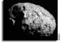 New Stardust Image of Comet Wild 2