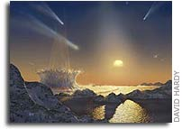 Tau Ceti: The Going Gets Tough for Life in Other Solar Systems