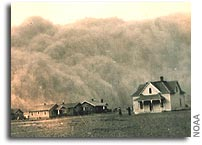 NASA Explains Dust Bowl Drought