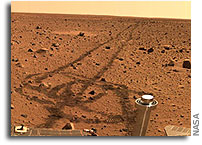 NASA Rovers' Adventures On Mars Continue
