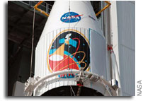 Mars Reconnaissance Orbiter Launch Postponed