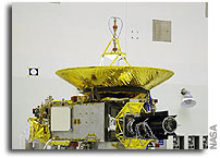NASA's Pluto Space Probe Begins Launch Preparations