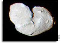 Asteroid Itokawa Composite Color Image Released