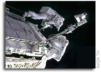 NASA Space Station Status Report 7 November 2005