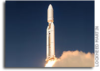 Lockheed Martin's Last Titan IV Successfully Delivers National Security Payload to Space