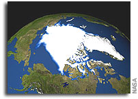 Sea Ice May Be on Increase in the Antarctic: A Phenomenon Due to a Lot of 'Hot Air'?