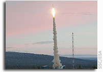 First Brazilian rocket launched from Esrange