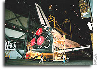 Discovery to Make Final Moves for Return to Flight