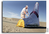 Space concepts improve life in the desert
