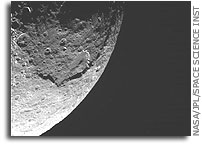 Rugged Iapetus