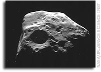 Epimetheus Close Up