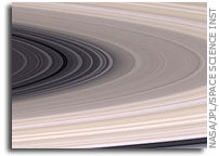 Saturn's Panoramic Rings