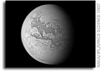 NASA Cassini Image: New Titan Territory