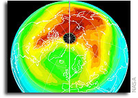 NASA, NOAA Data Indicate Ozone Layer is Recovering