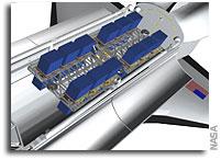 NASA Set To Approve New Unpressurized Logistics Carrier for Space Shuttle Fleet
