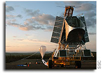 First Results from Penn's Balloon-Borne Telescope BLAST: Extragalactic Survey Reveals Half the Universe's Starlight