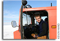 Kevin Hand's Antarctic Journal 8 February 2005