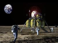 New lunar lander