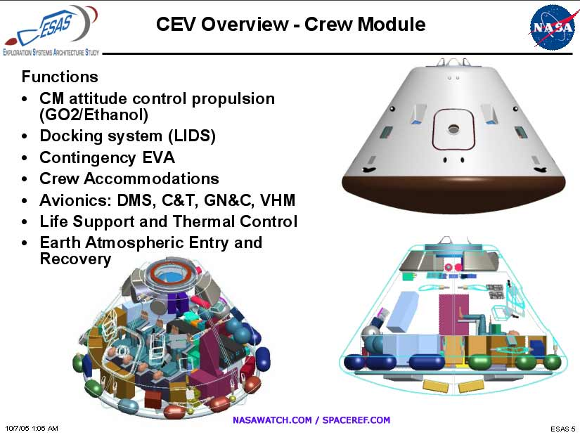 space crew transit vehicle - photo #21