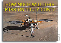 NASA Has a Problem Calculating - and Admitting - What Space Missions Really Cost