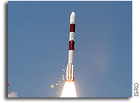 India's PSLV-C6 Successfully Launches Two Satellites