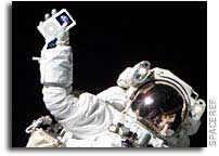 NASA Vodcasts Deliver Launches to Portable Media Players