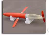Practicing for Europa: Robot Sub Spray to Cross Atlantic