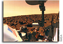 New Analysis of Viking Mission Results Indicates Presence of Life on Mars