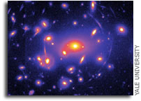 Substructure Maps Show that Dark Matter Clumps in Galaxies