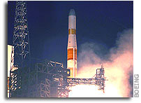 Boeing Completes First Delta IV West Coast Launch