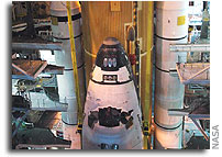 NASA's Space Shuttle Discovery to Move to Launch Pad