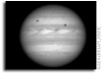 Jupiter Ahoy! NASA New Horizons Sends Back Image of Jupiter