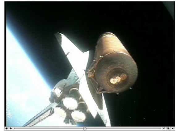 space shuttle launch booster separation - photo #20