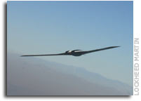 Lockheed Martin's Skunk Works Reveals High Altitude Unmanned System