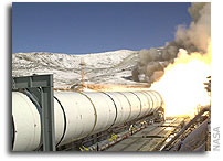 NASA To Conduct Space Shuttle Solid Rocket Motor Test in Utah Nov. 16