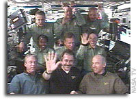 NASA STS-121 Mission Status Report #11