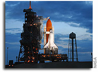 NASA Delays Shuttle Launch Another 24 Hours Due to Fuel Cell Concerns