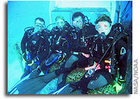 NASA NEEMO Crew Journal - Mission Day 5 Wednesday, July 26, 2006